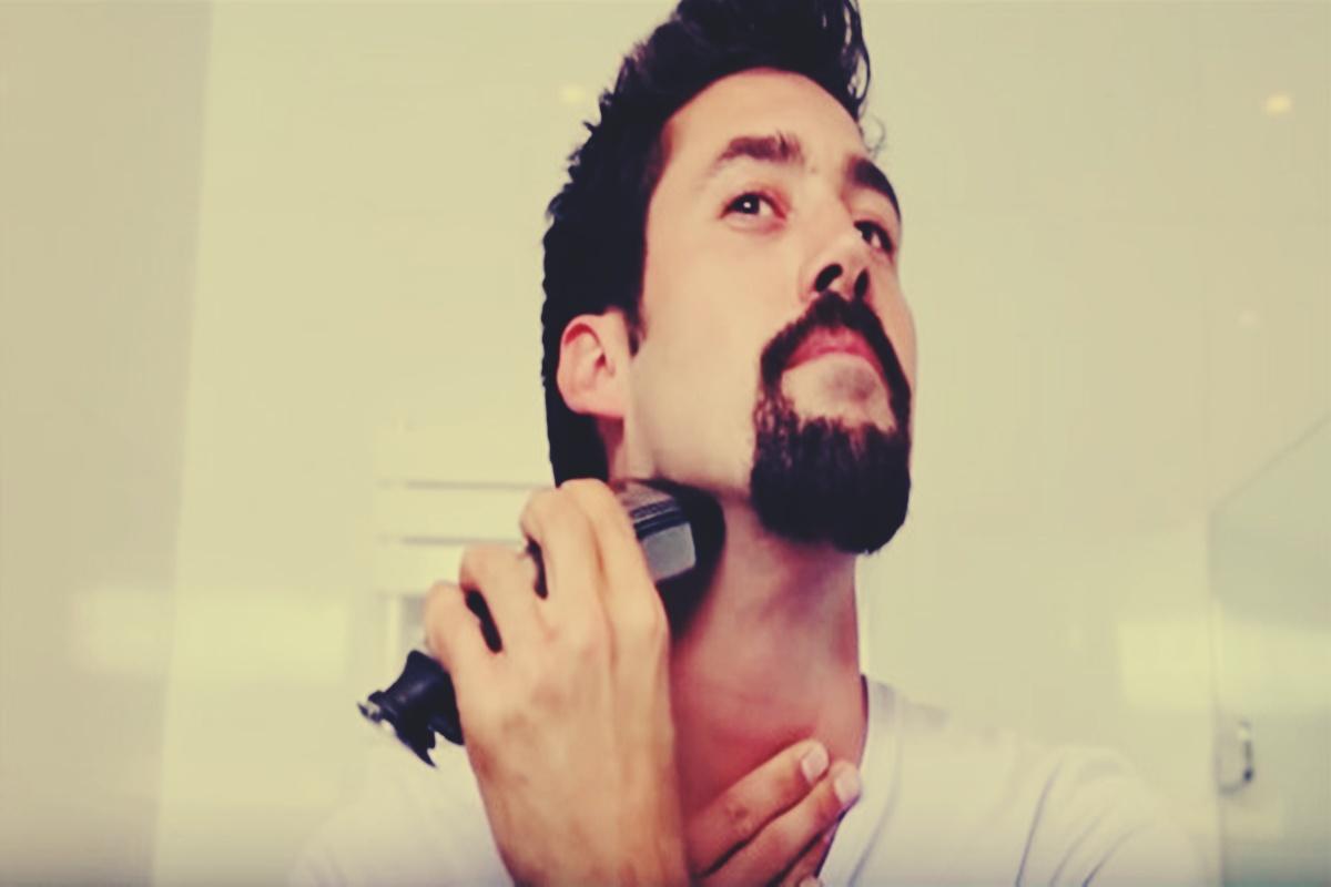 barba tipo candado