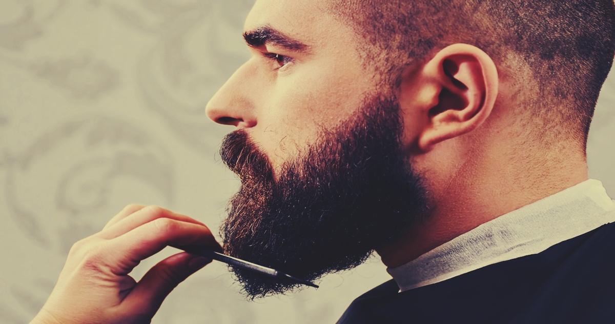 como peinar tu barba