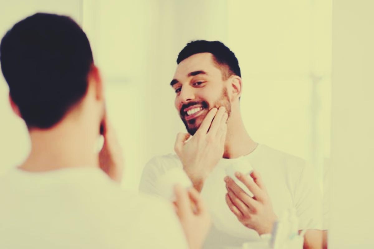 mantener hidratada la barba
